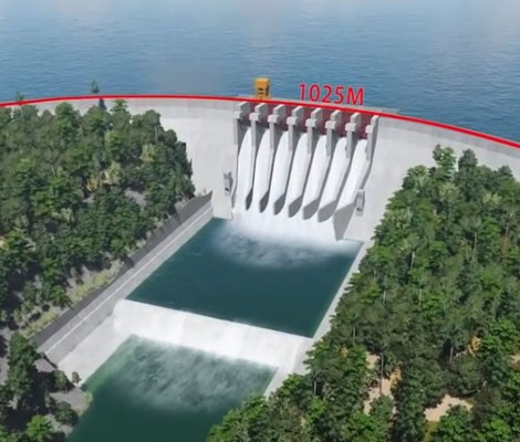 Refuji Hydro Power Project Tanzania